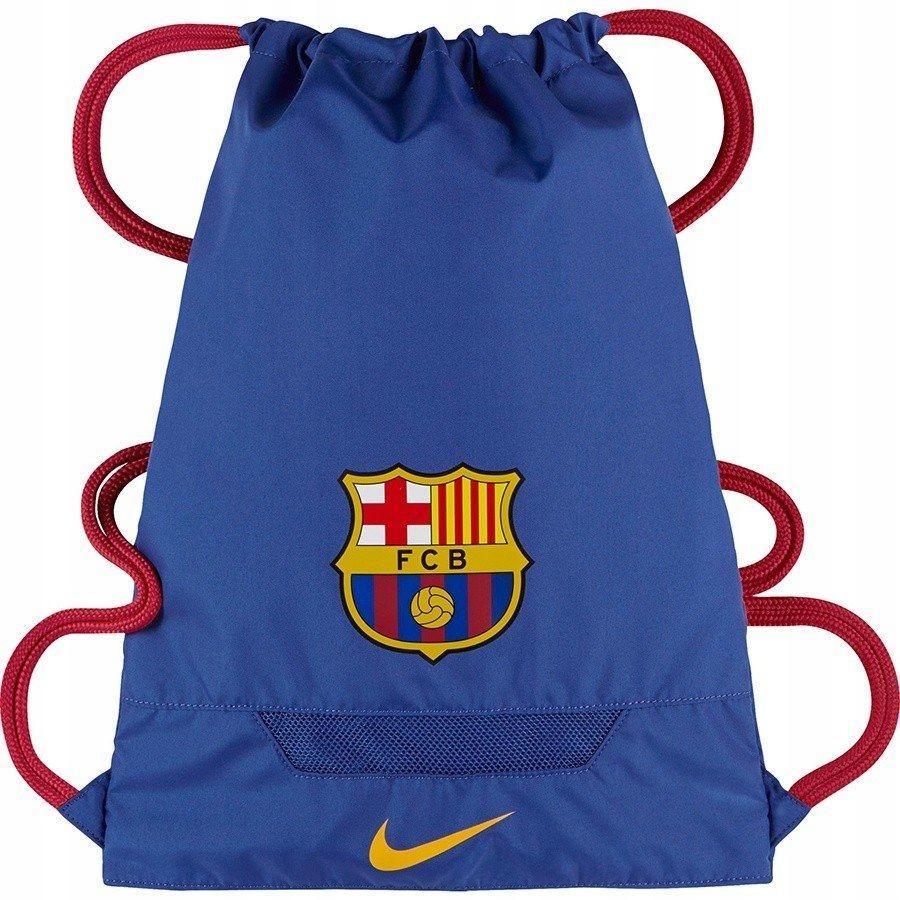 Plecak FC Barcelona worek Nike NAJTANIEJ!