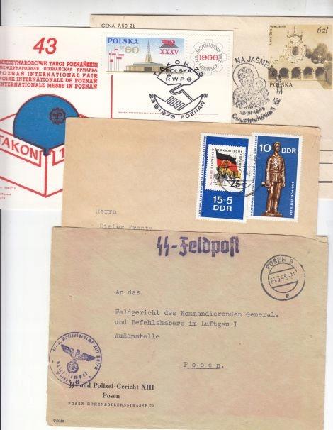 polonica. 1943. POZNAŃ. NRD