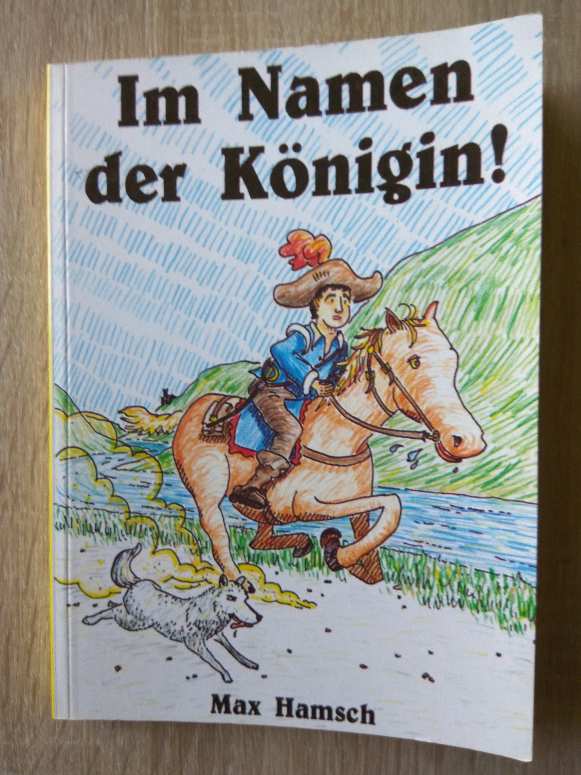 In Namen der Konigin Max Hamsch po niemiecku