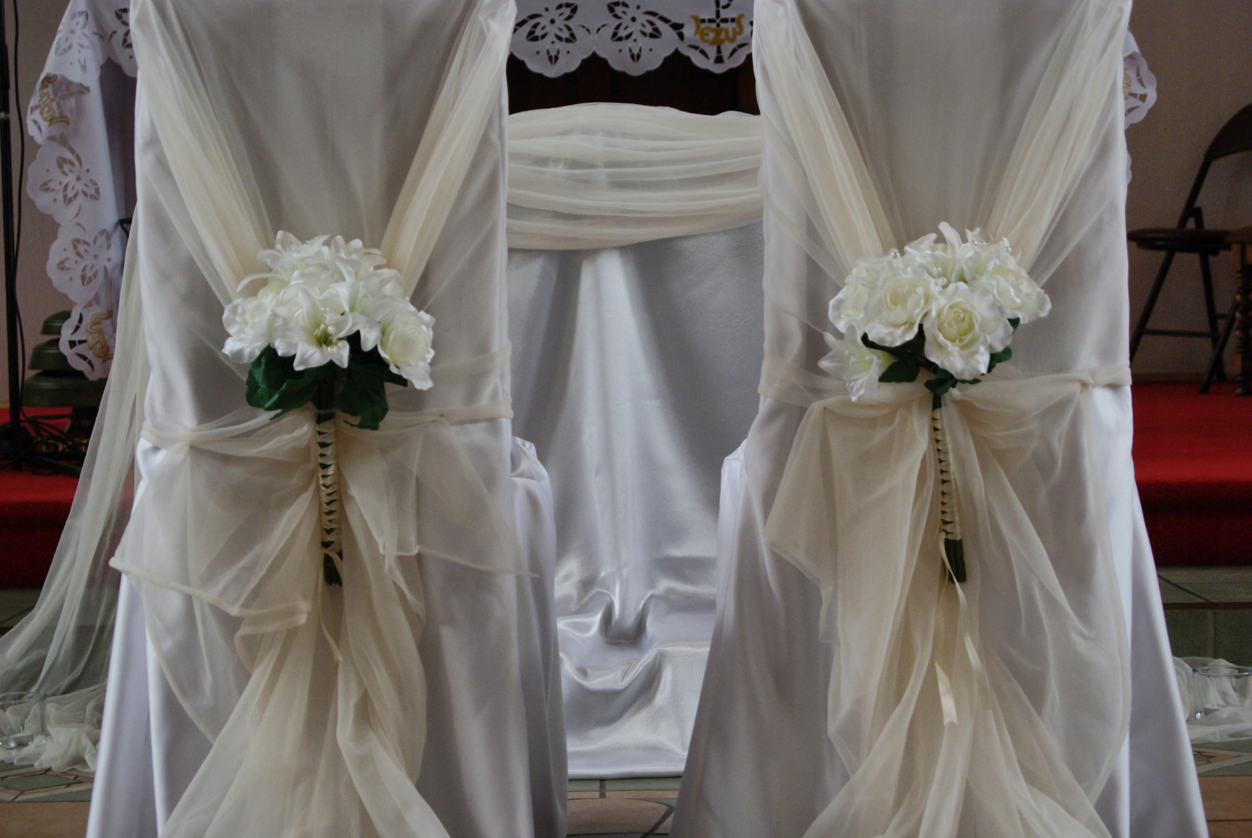 Dekoracja Róża Duży Piękny Bukiet na ślub Wesele