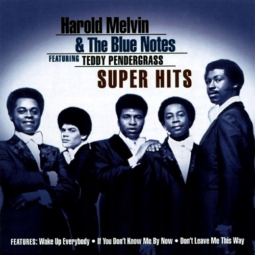 HAROLD MELVIN / THE BLUE NOTES Hits _ SMOOTH SOUL