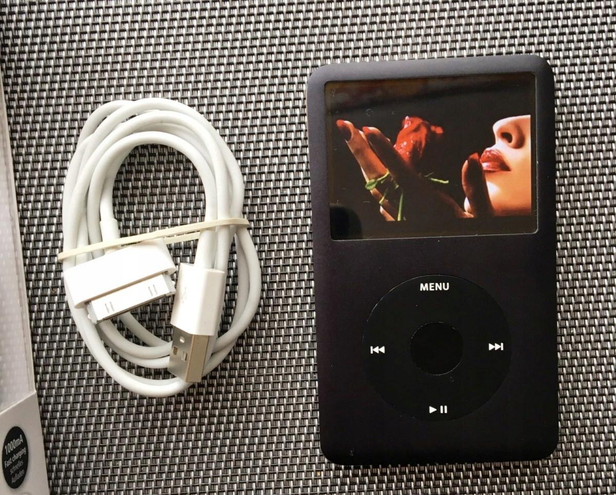 iPod classic 6Gen, 80GB 100 % sprawny, gwarancja