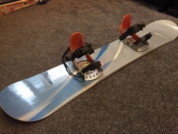 Deska snowboardowa SCOTT 145cm