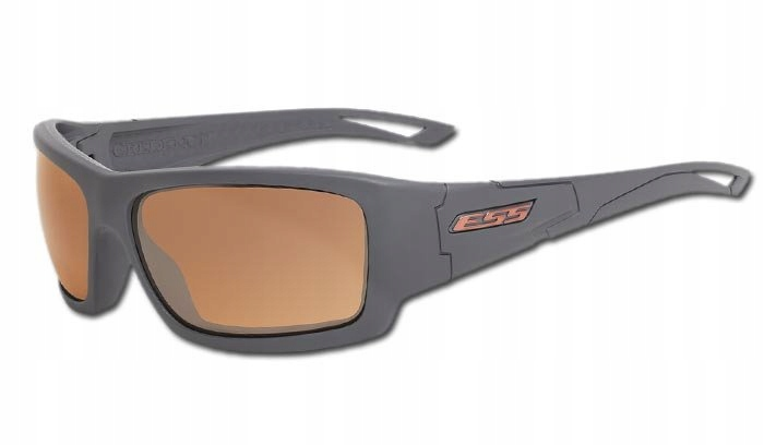 ESS - Credence Gray Frame Mirrored Copper Lenses -