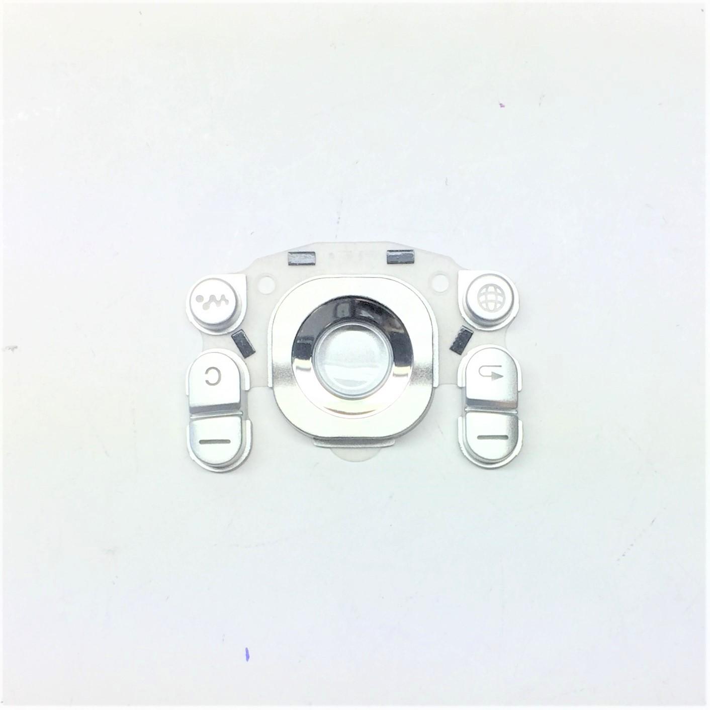 Klawiatura Funkcyjna Silver SonyEricsson W550