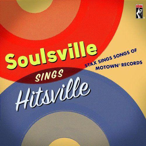 STAX SINGS HITSVILLE - STAX SINGS SONGS OF MOTOWN