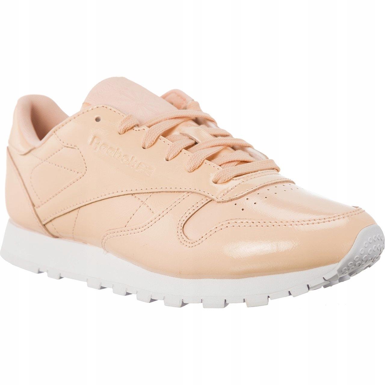 REEBOK CL LTHR PATENT CN0 _40,5_ Damskie Sneakersy