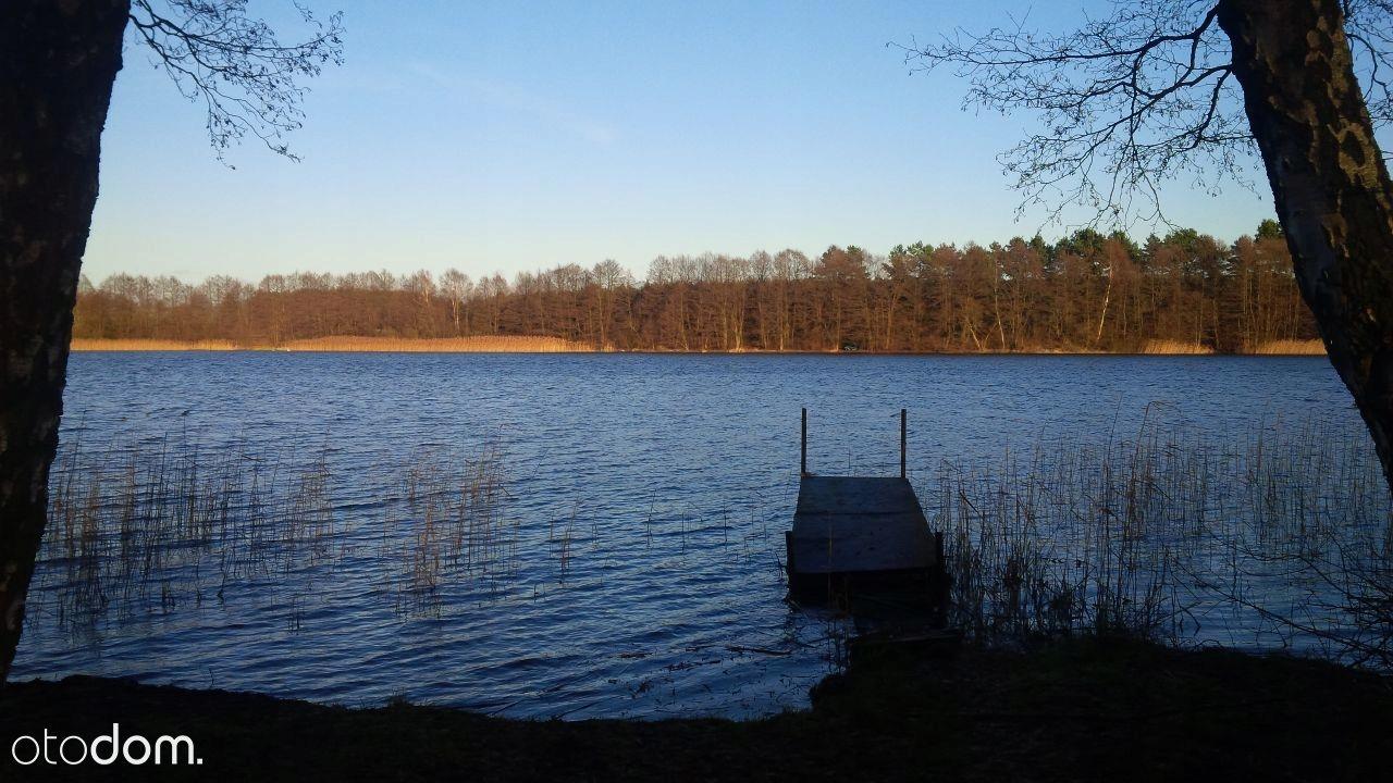dzialka nad jeziorem- Szczecinek, Slupsk, Koszalin