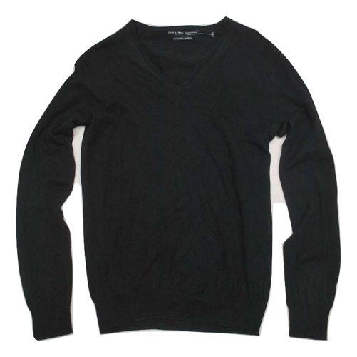 U Modny Sweter Zara Man M jedwab kaszmir z USA!!