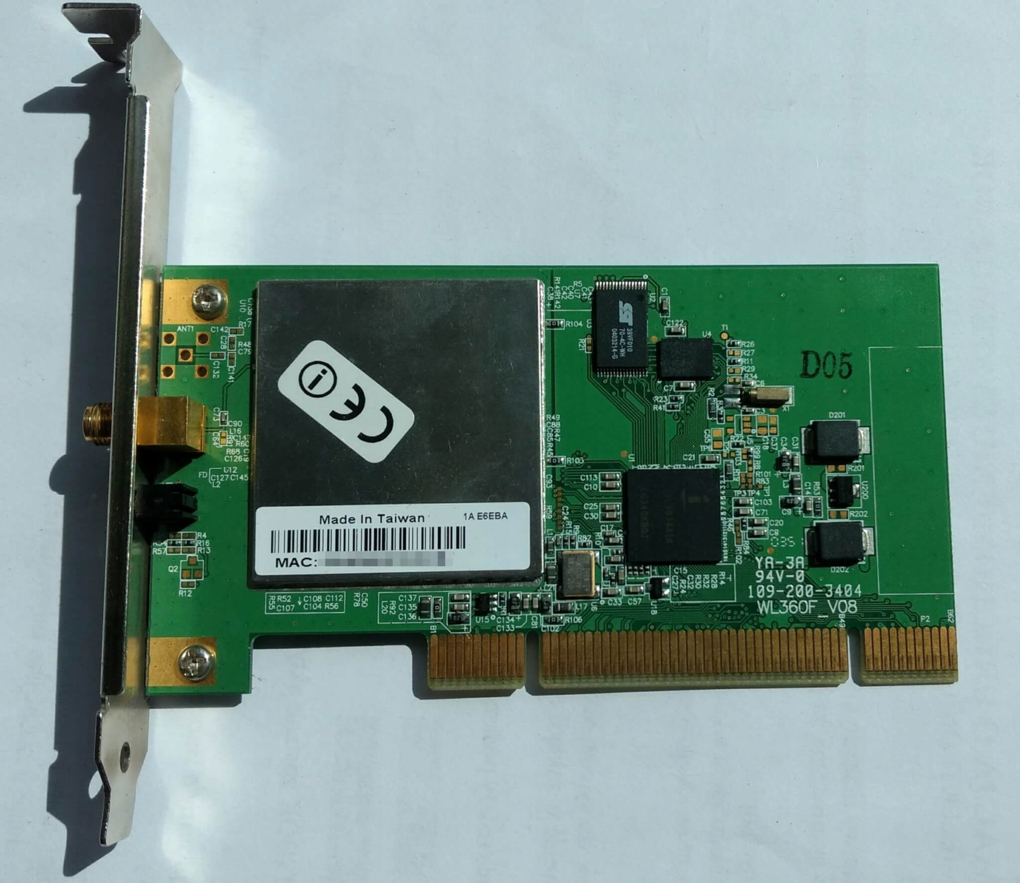 INTERSIL PRISM WIRELESS LAN MINI-PCI 2.5 DRIVER FOR WINDOWS 8