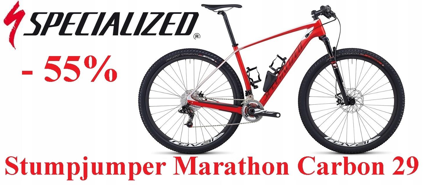 NOWY -55% ! Specialized Stumpjumper Marathon 29