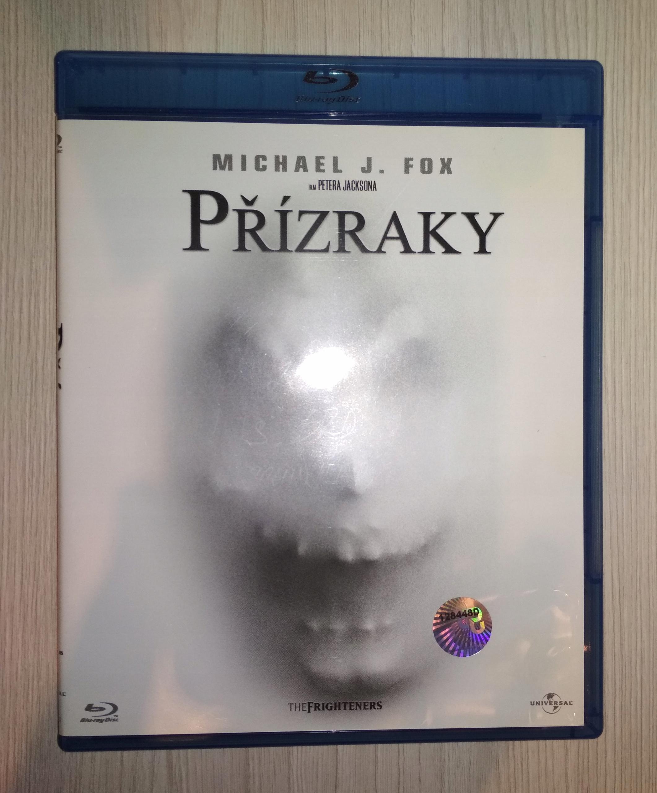 Peter Jackson Przerażacze = UNIKAT = PL
