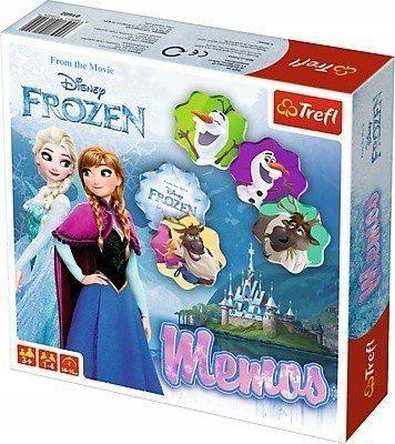 Gra Memos Frozen