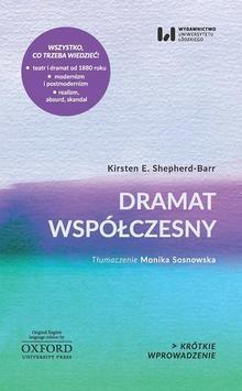 Dramat wspołczesny Ebook.