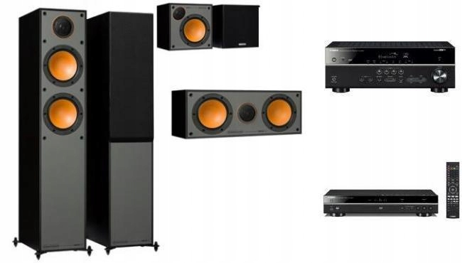 MONITOR AUDIO MONITOR 200 b 5.0 + RXD485 + BDS681
