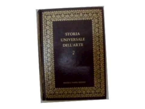Storia Universale Dell'arte 2 - 1966 24h wys