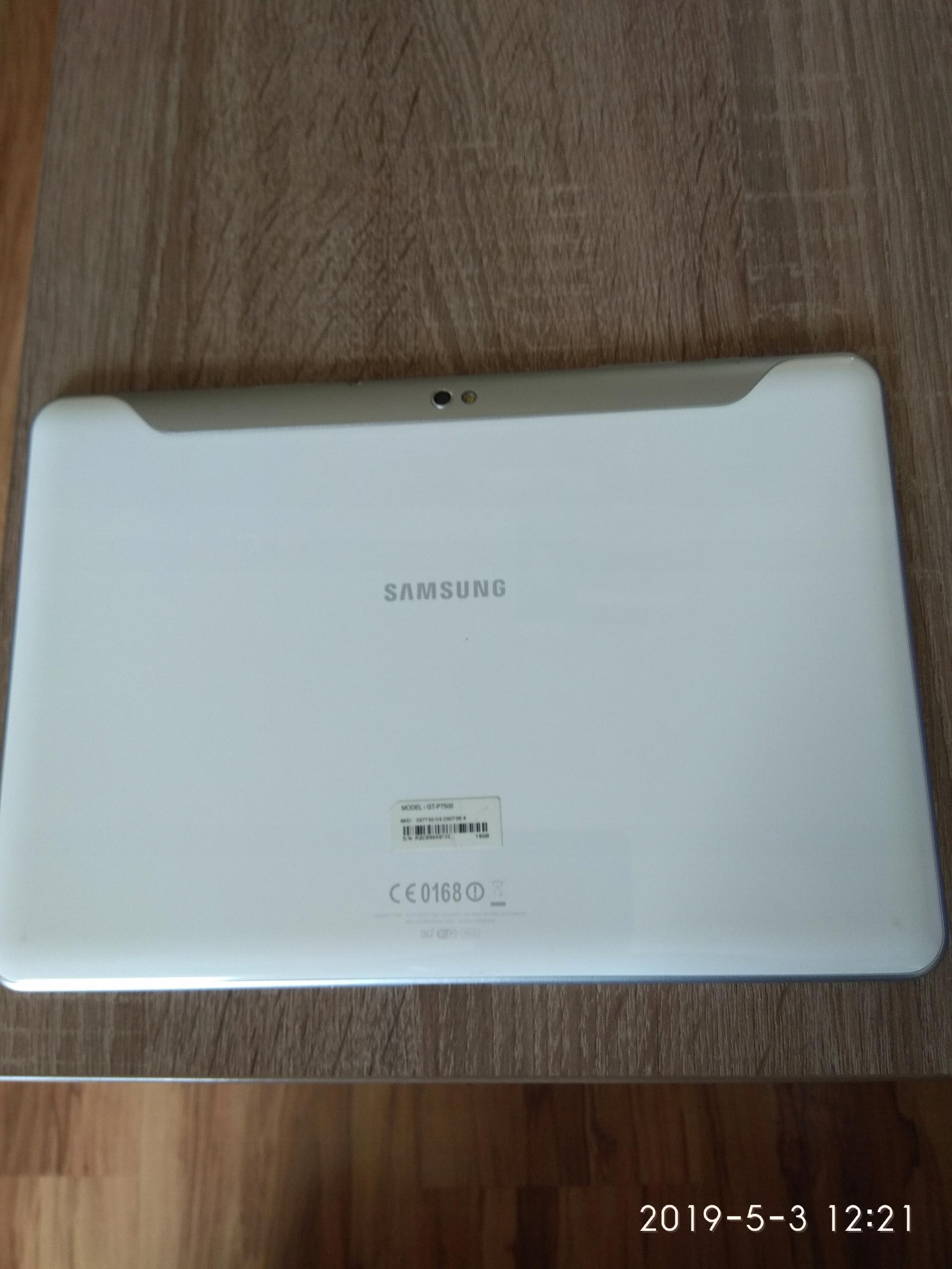 TABLET SAMSUNG GALAXY TAB 10.1 16GB Wifi jak nowy