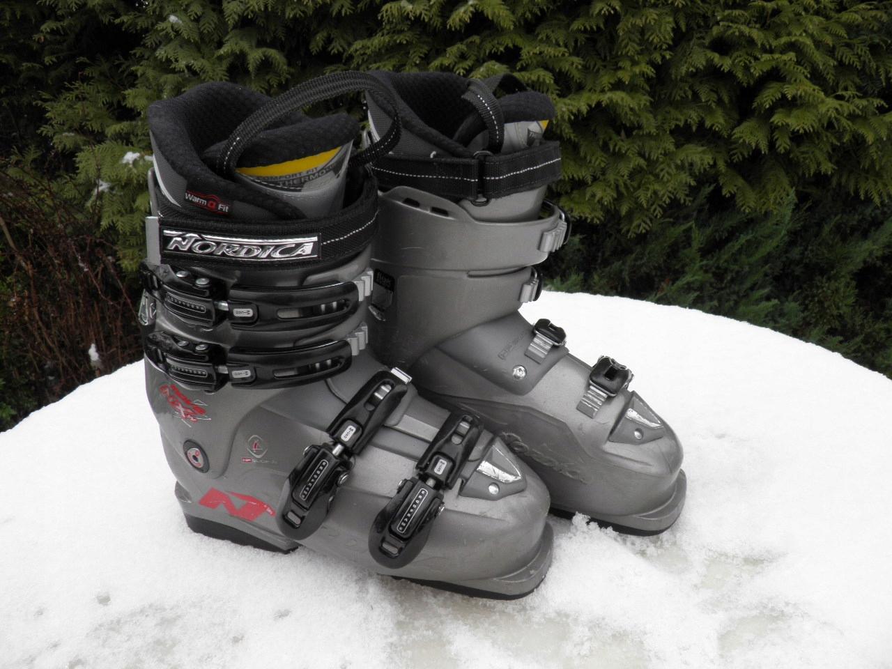 buty zjazdowe NORDICA MOVE NX 240 245mm nr38 TANIO