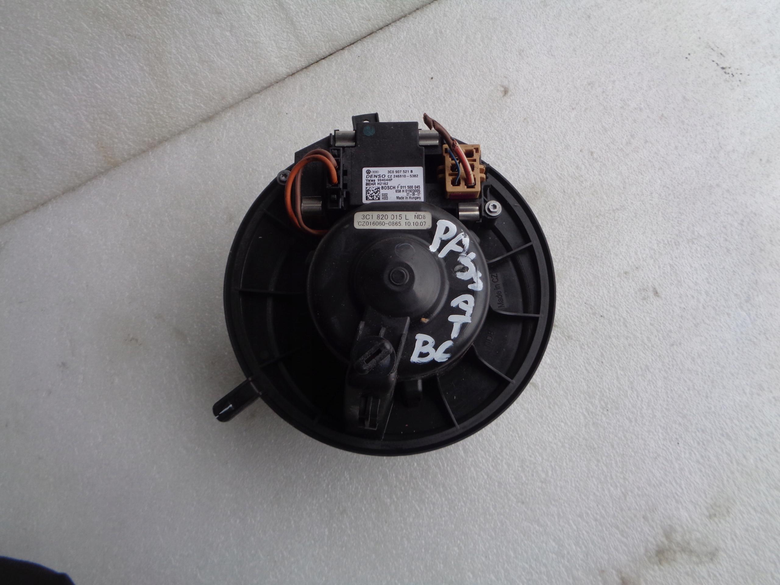 Silniczek nagrzewnicy PASSAT B6 3C1820015L