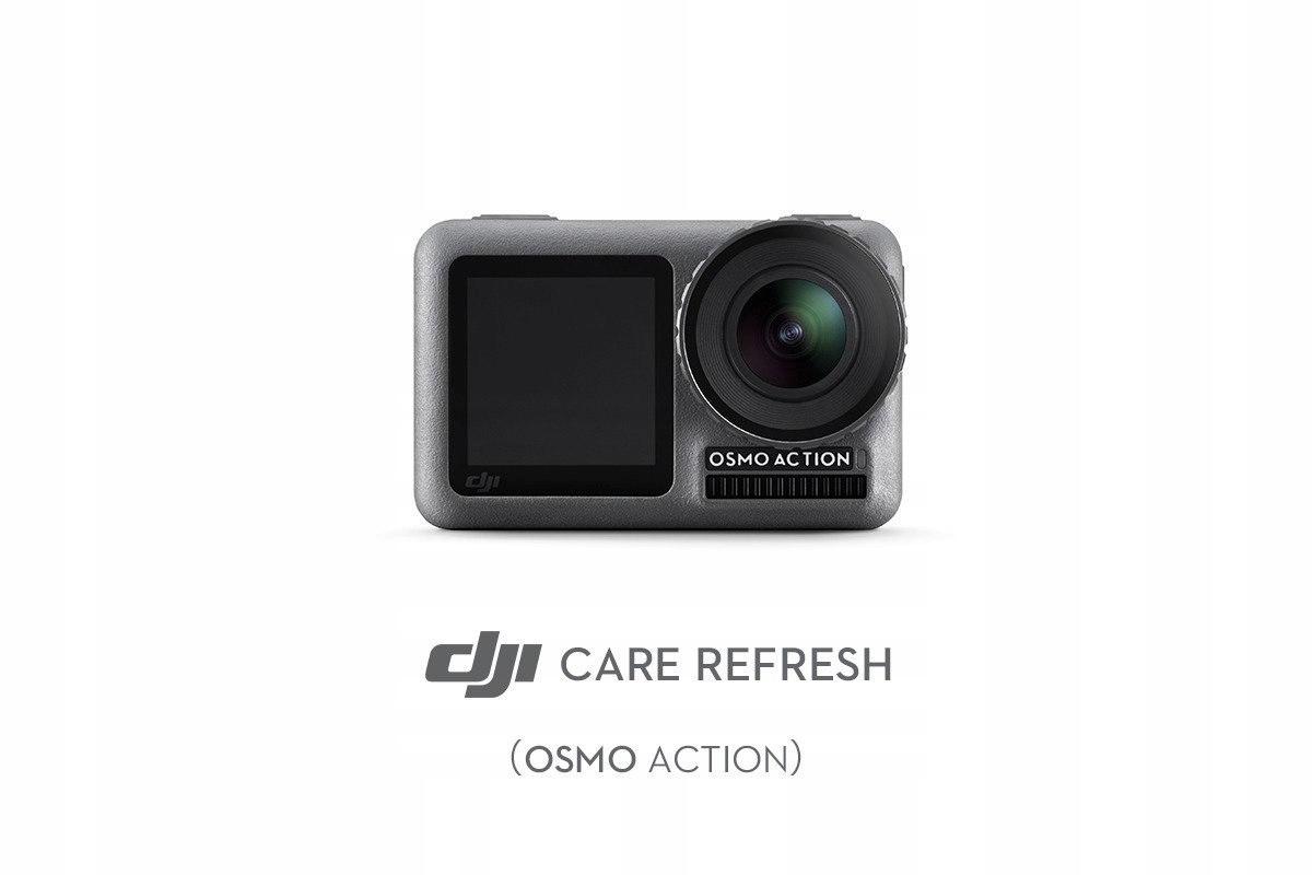 DJI Care Refresh Osmo Action - kod eletroniczny