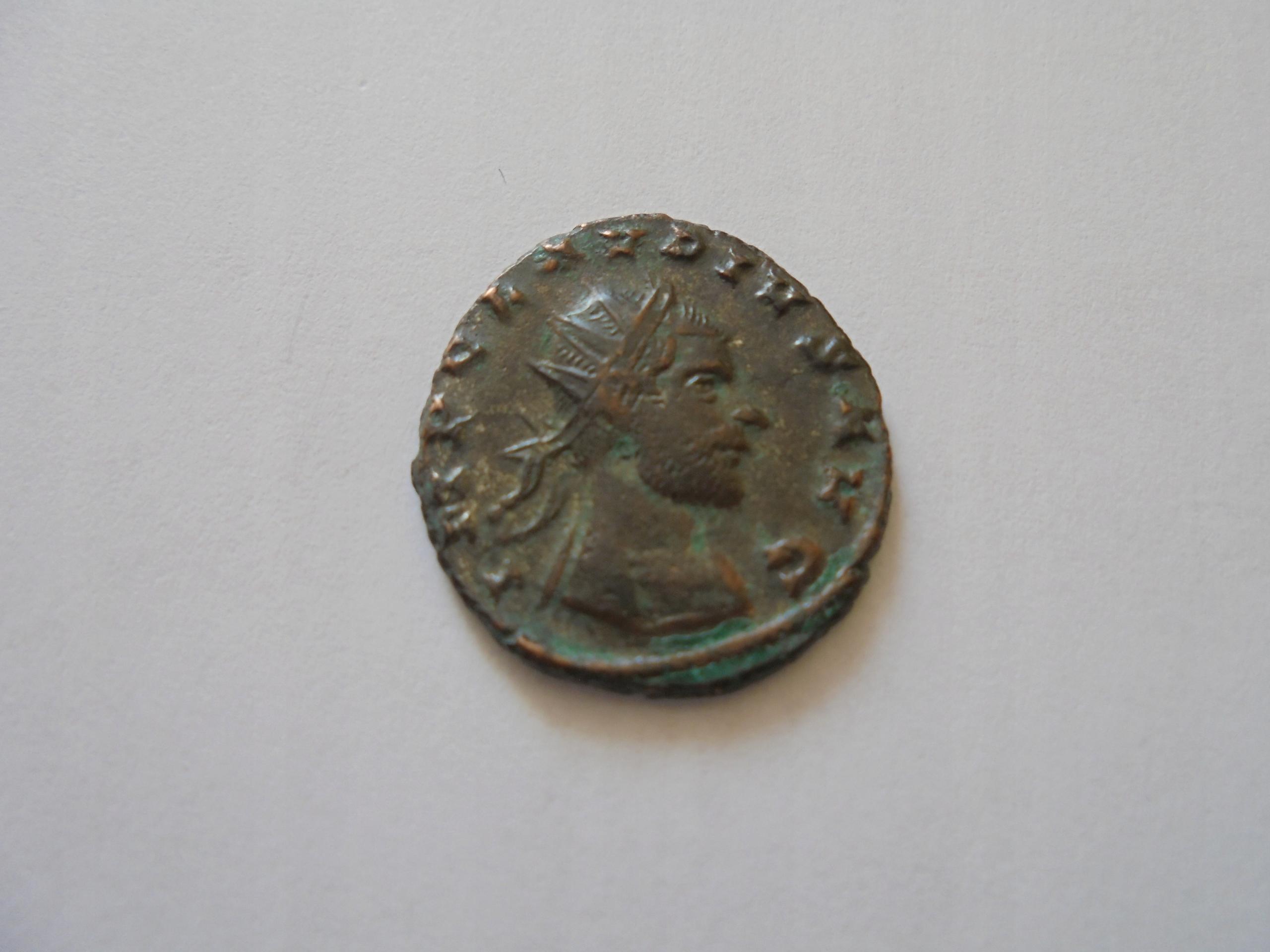 KLAUDIUSZ II GOCKI 268-270-ANTONINIAN LAETITIA