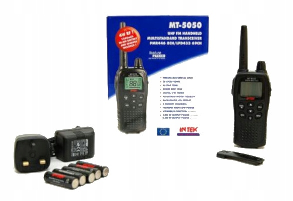 Radiotelefon Intek Mt 5050 0,5W/8Ch