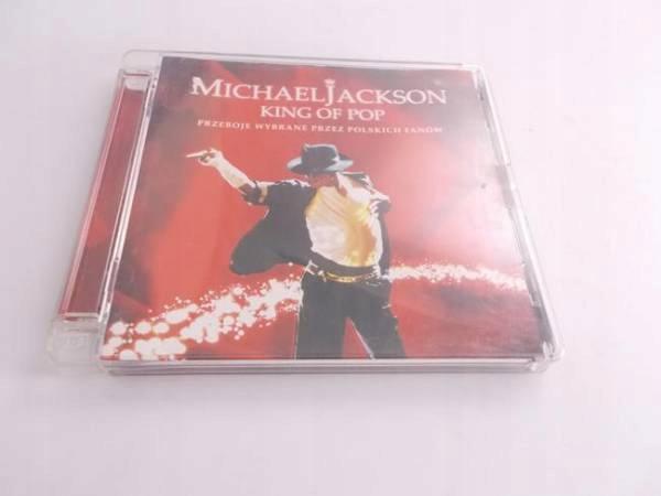 KING OF POP - Michael Jackson - 2008 - CD