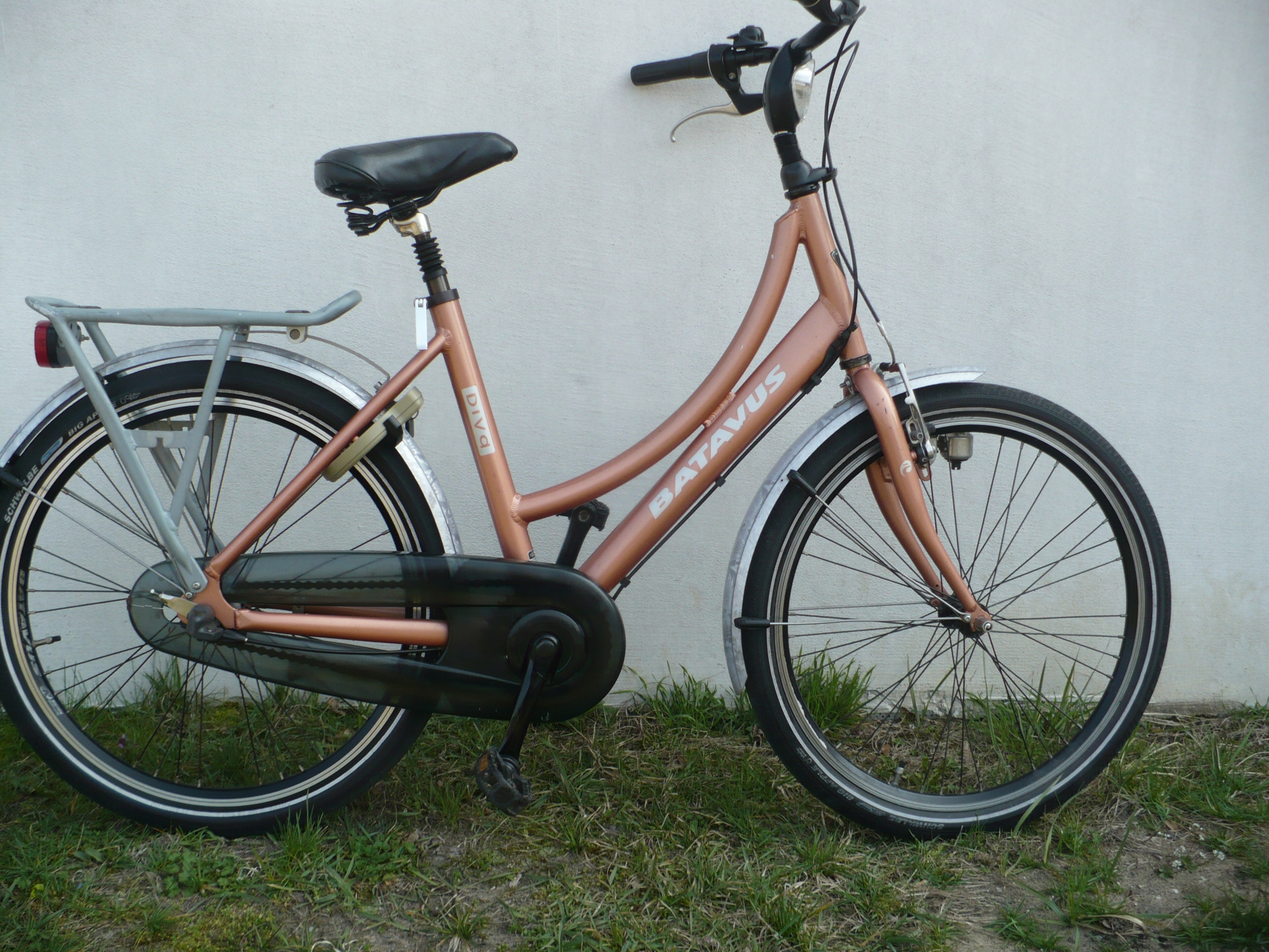 Rower alu. BATAVUS Diva 3- biegi 24''