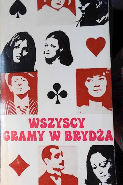 Wszyscy Gramy W Brydża - Lesław Stadnicki