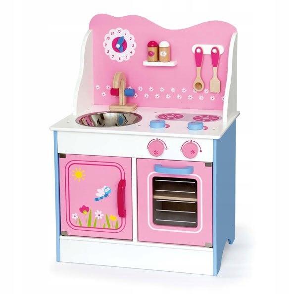 Viga Drewniana Kuchnia Dla Dziecka Mała Wróżka 7720880857