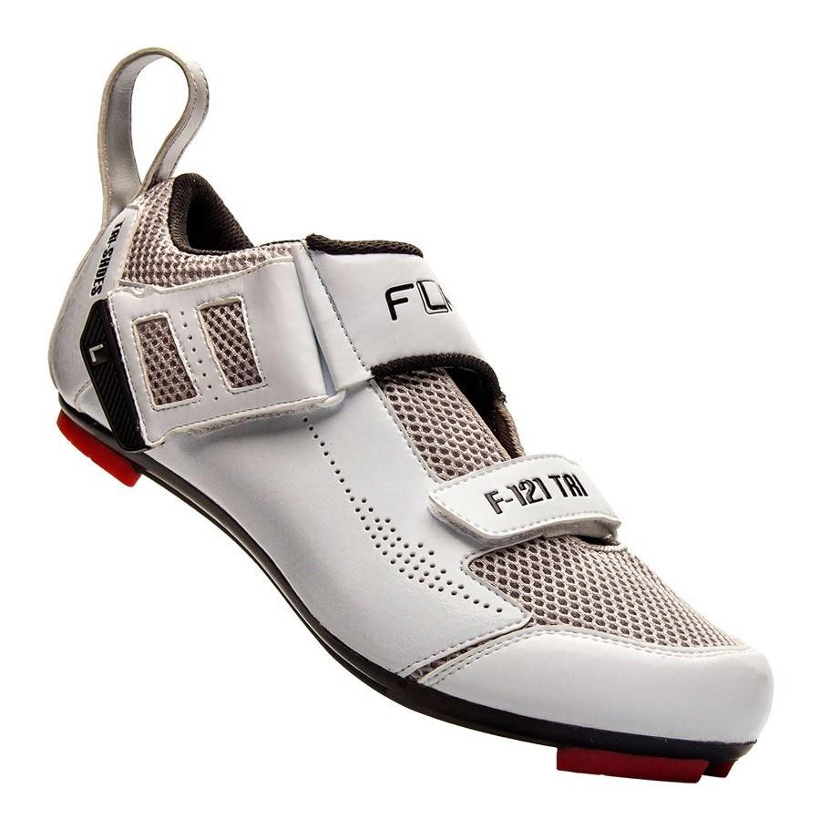 Buty triatlonowe FLR F-121 40 białe -30% WYPRZEDAŻ