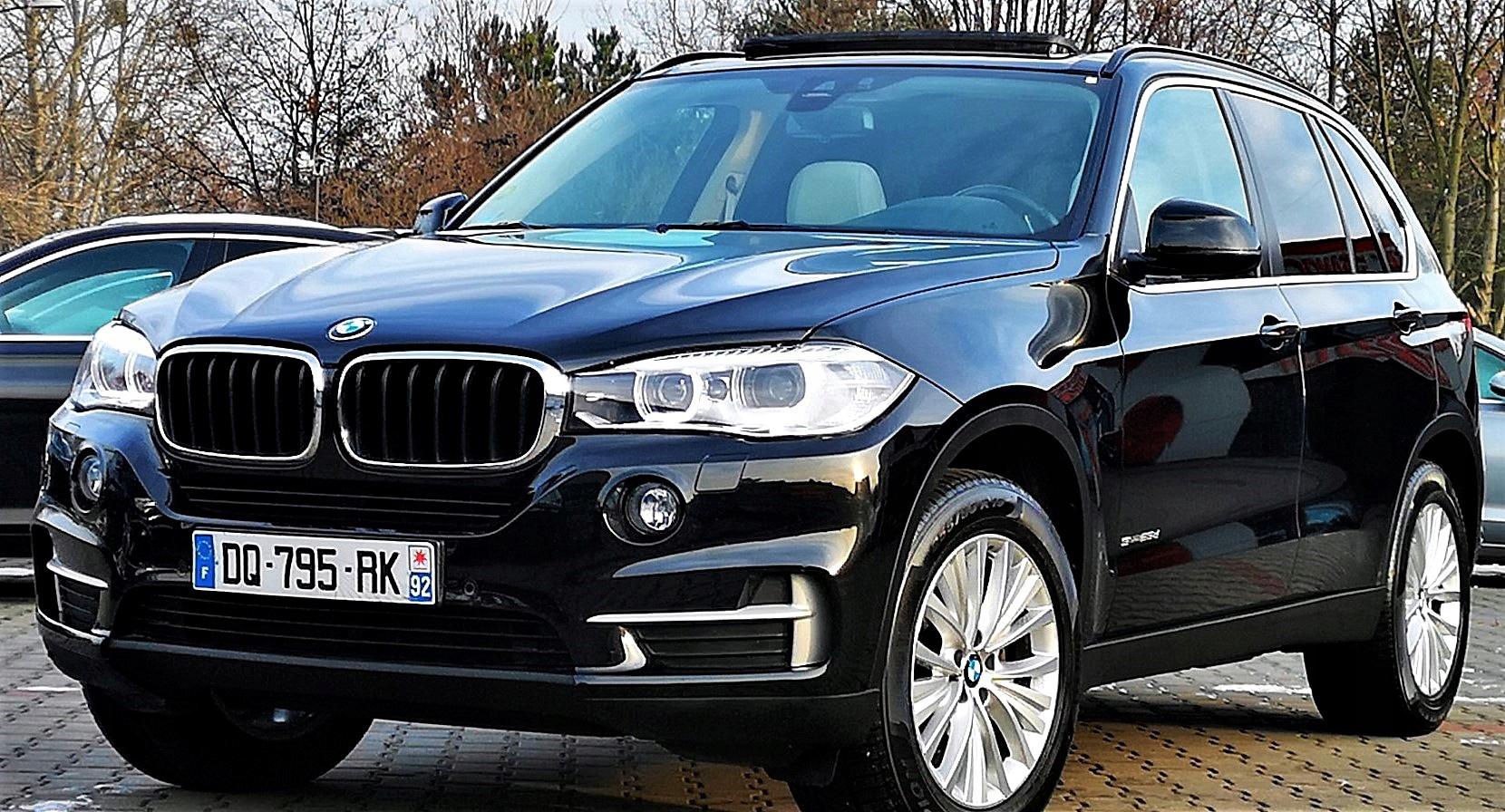 BMW X5 panorama Pamięci Kamera DVD skóra BiXenon