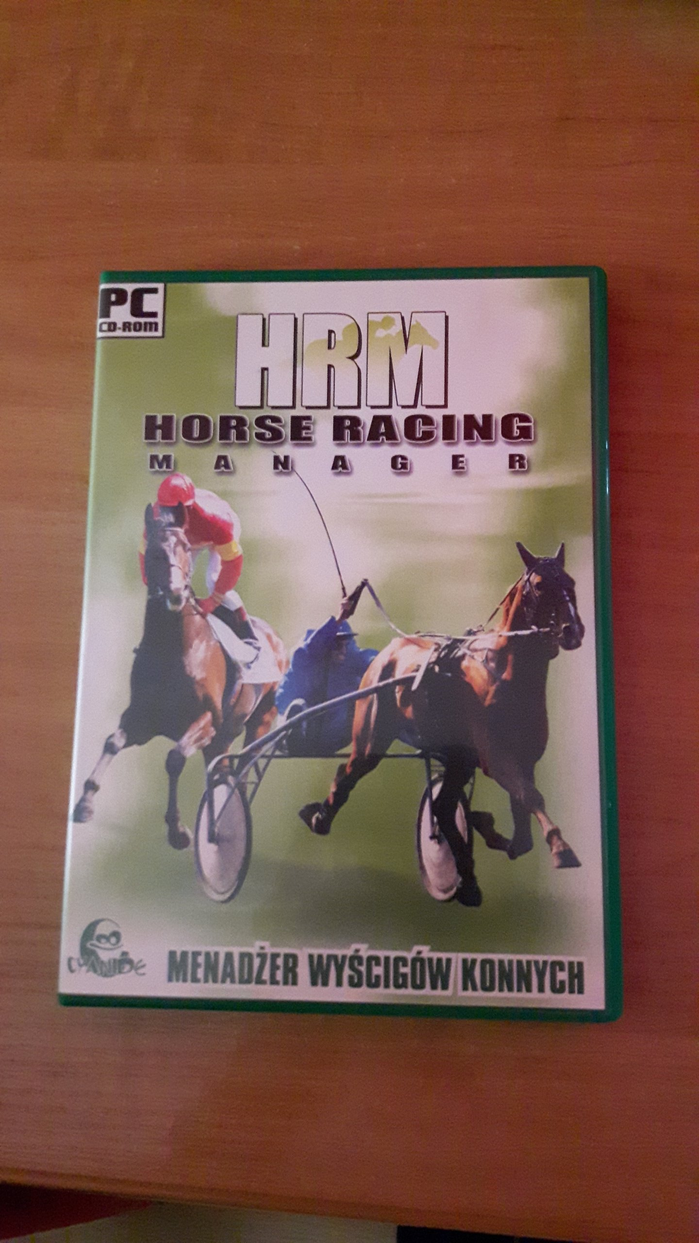 HRM Horse Racing Manager