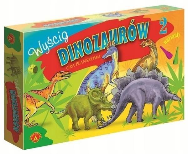 Wyścig Dinozaurów . 0558 ALEXANDER