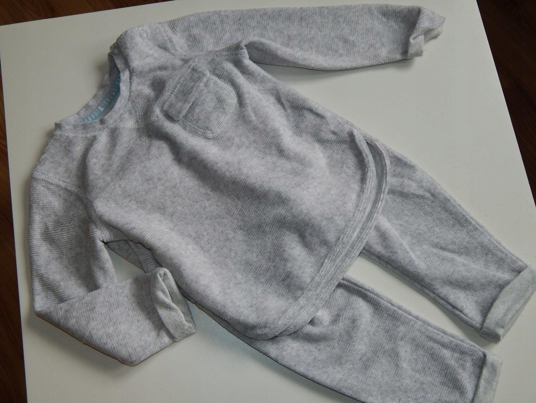F&F bluza +spodnie 86