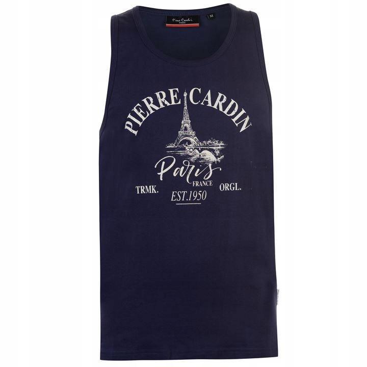 Bokserka Pierre Cardin bez rękawów 588038 L