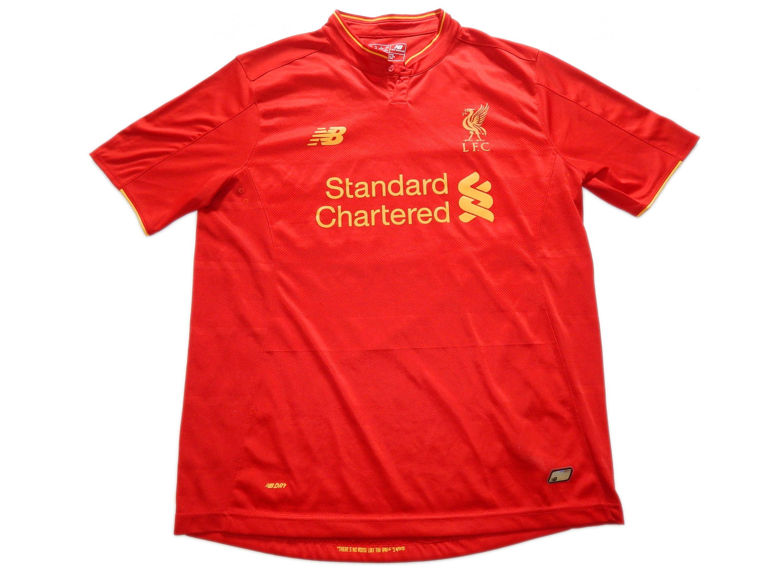 Koszulka New Balance Liverpool, XL
