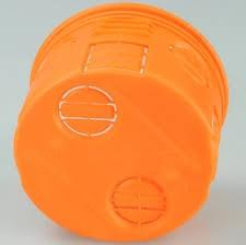 Z70KF Puszka podtynkowa 70 mm, płytka, z
