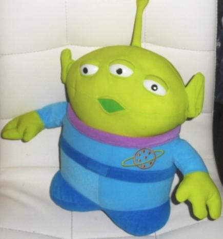 ORYGINALNY PLUSZAK Toy Story kosmita Alien 30CM