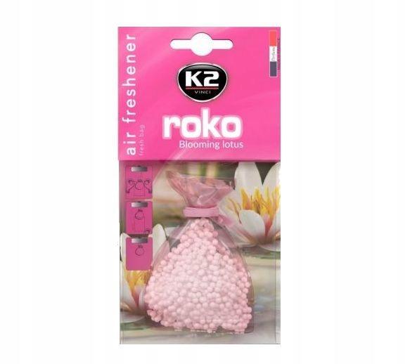 K2 ROKO BAG WORECZEK KULECZKI BLOOMING LOTUS