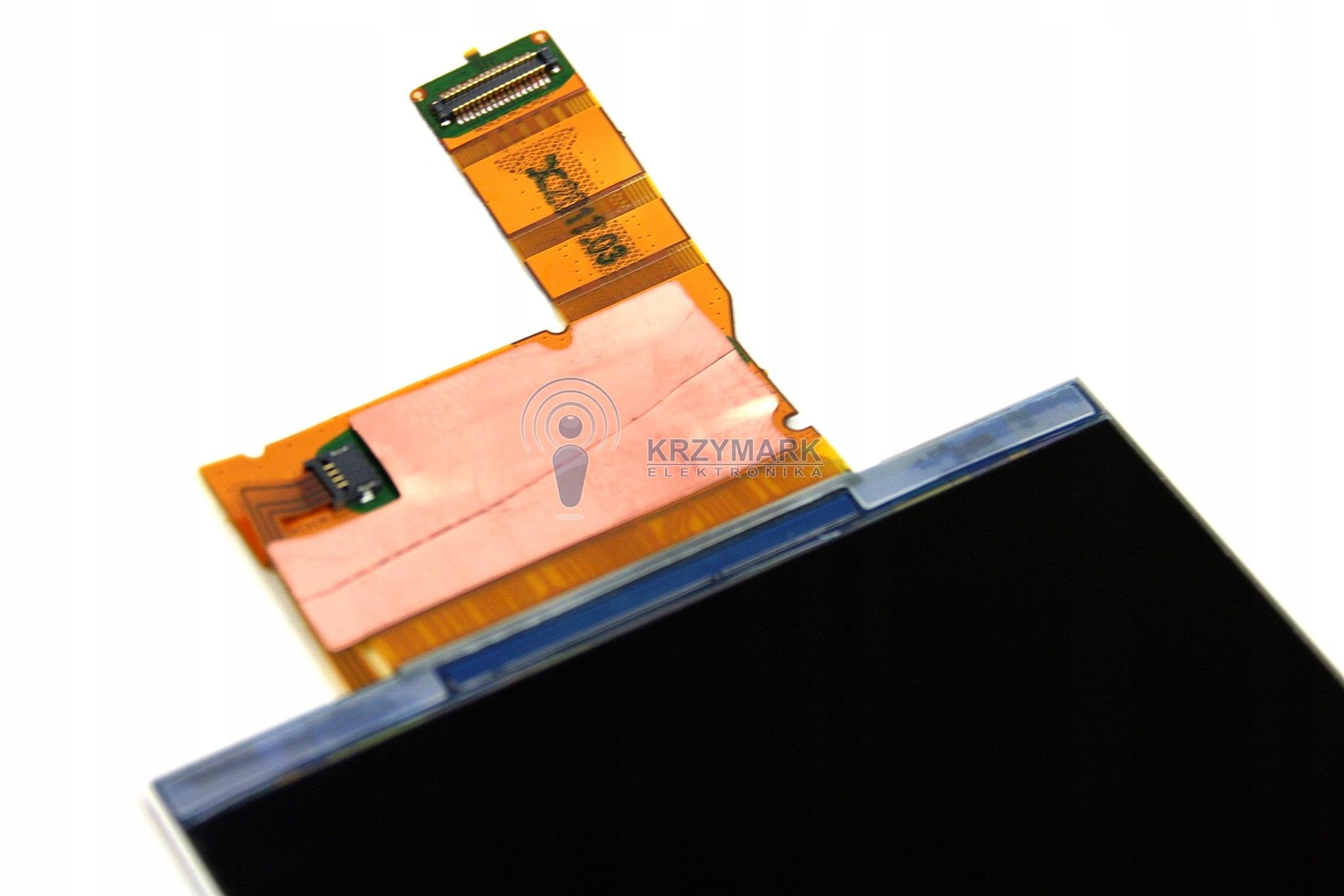 LCD WYŚWIETLACZ SONY XPERIA SP C5303 C5302 EKRAN