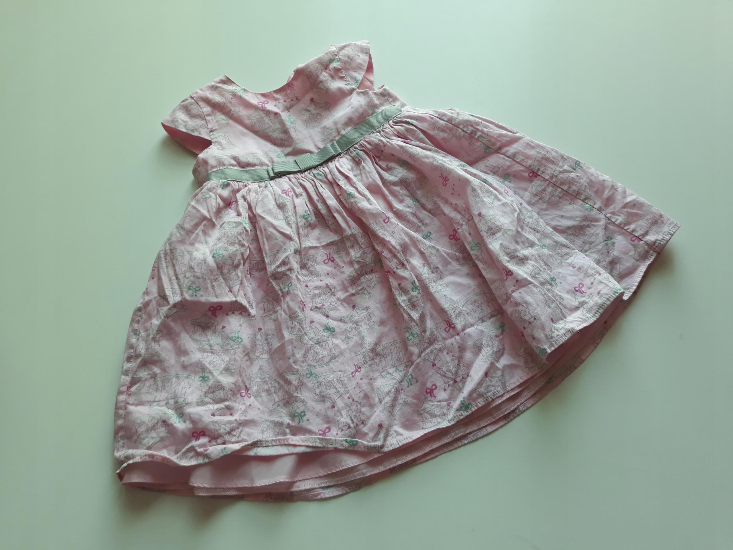 agastyl GEORGE sukienka 74/80