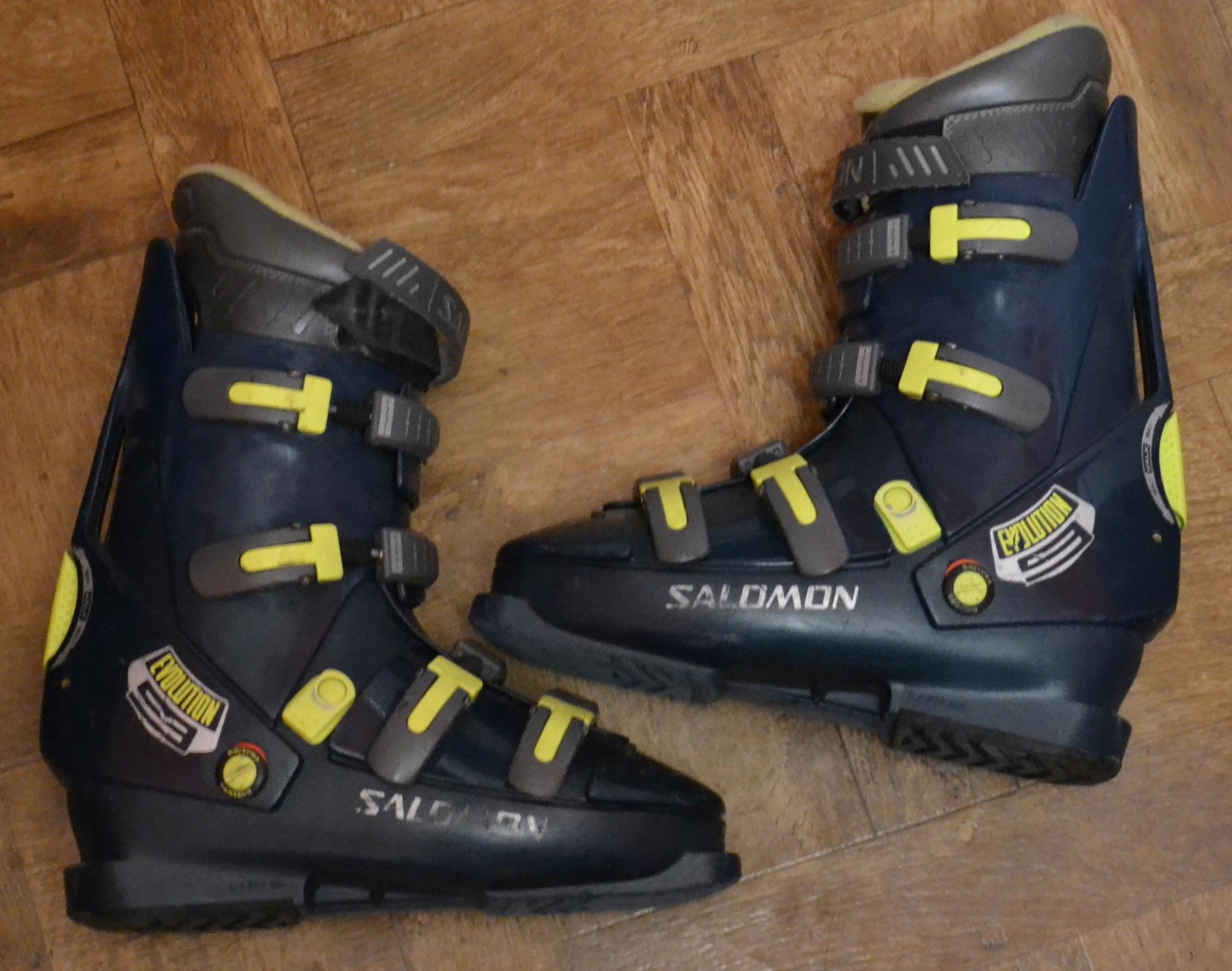 Buty narciarskie SALOMON Evolution rozm.27 340
