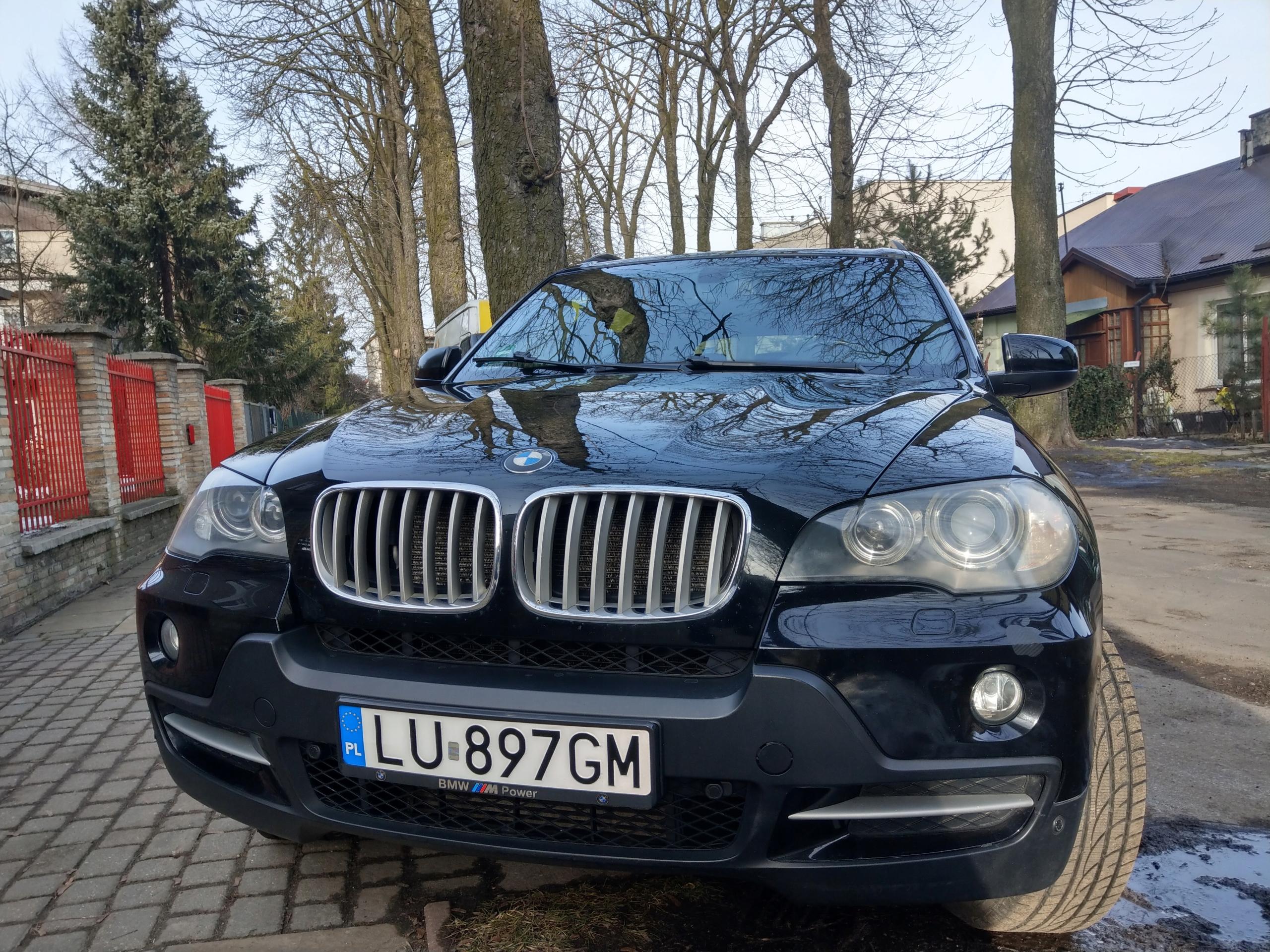 BMW X5 3.0D,235KM,POLSKI SALON F-RA VAT 23%