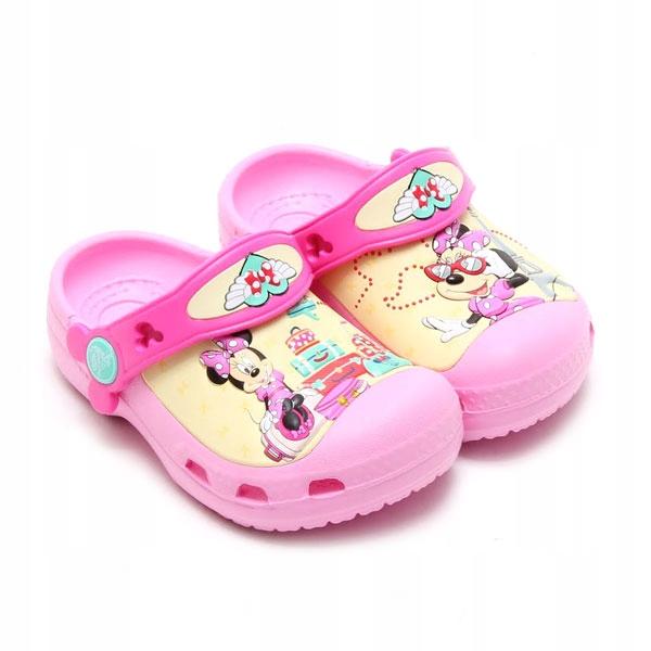 Crocs C 4/5 MINNIE JET SET Disney 21 / 22 sandałki