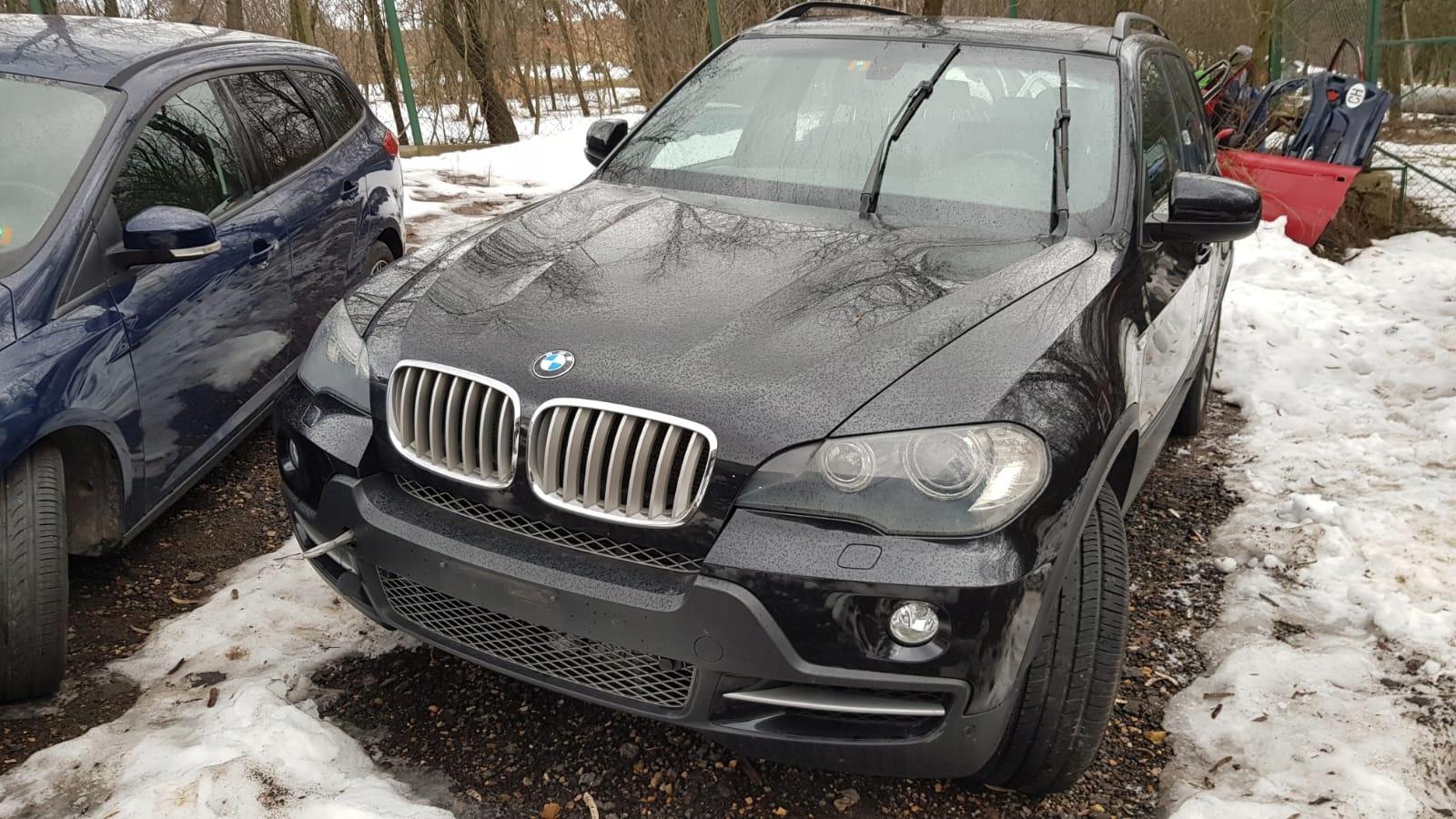 BMW X5 xDrive48i 355 KM 2009