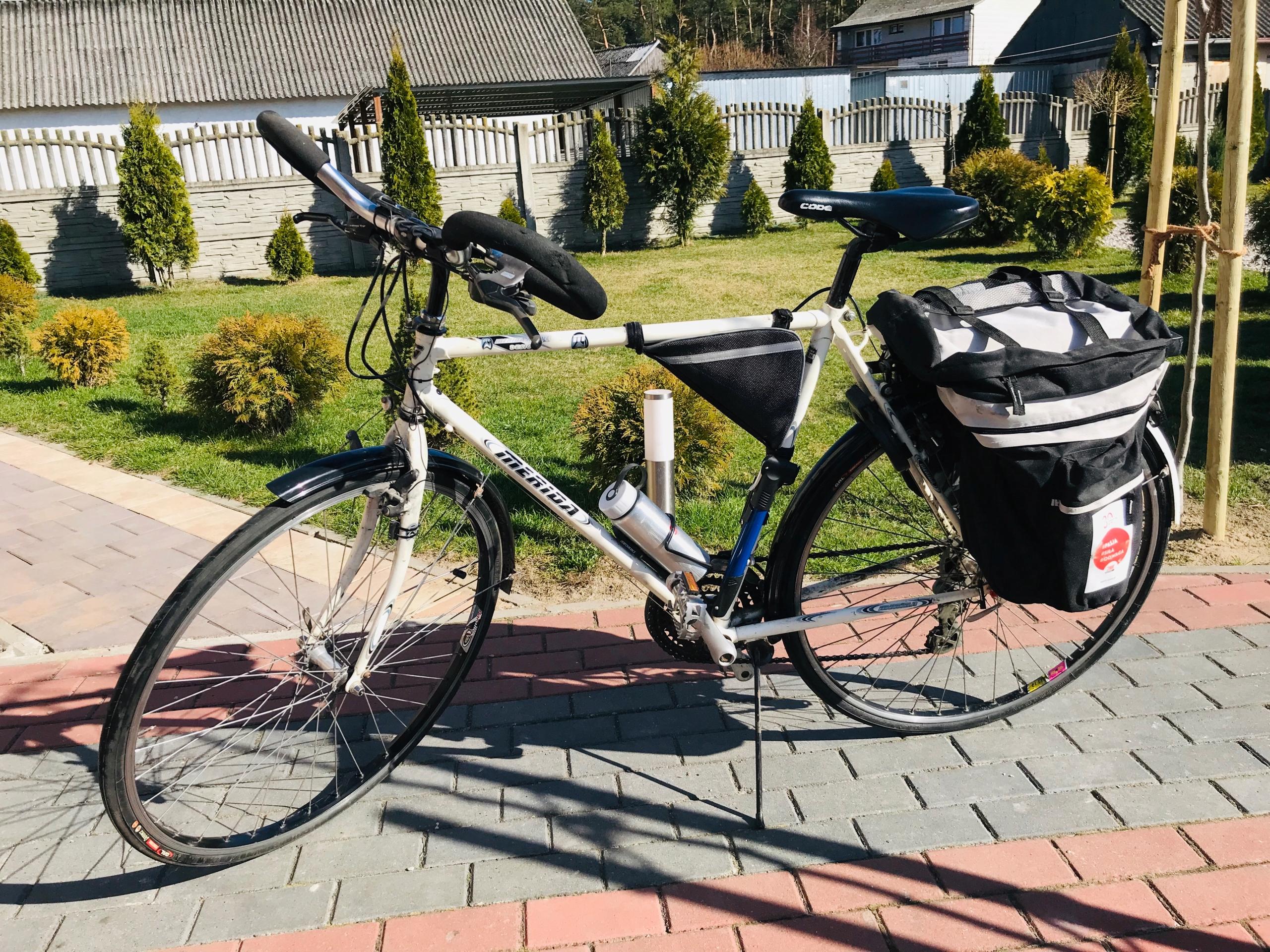 Piękny rower szosowy/trekkingowy Merida 28 cali