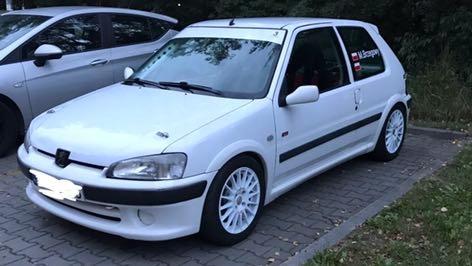 Peugeot 106 kjs