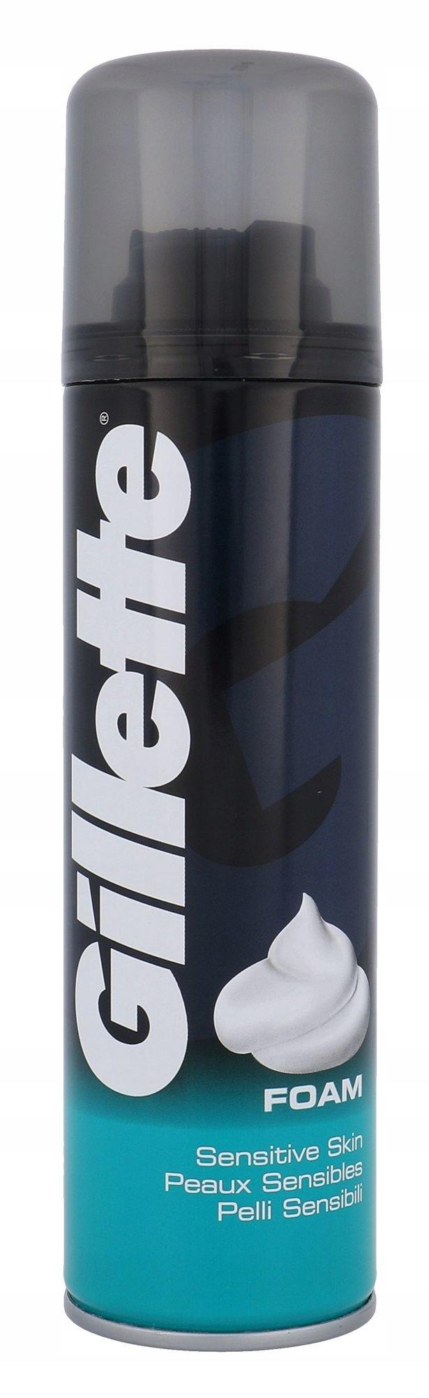 Gillette Shave Foam Sensitive 200 ml