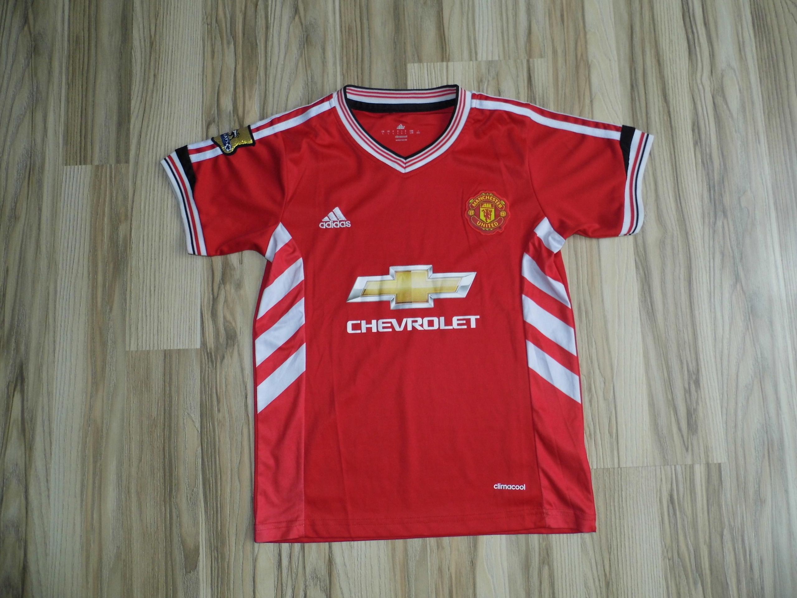 koszulka dziecięca Manchester United -ADIDAS-